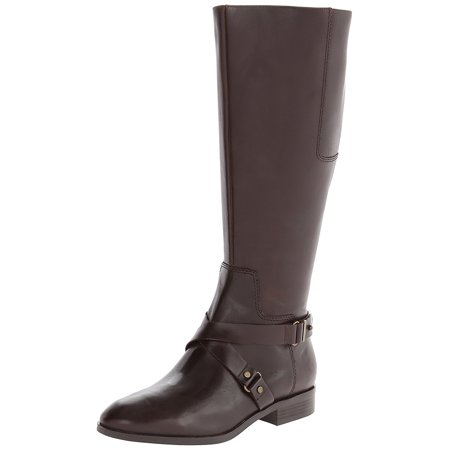 Nine West Womens Blogger Wide Calf Harness Boot