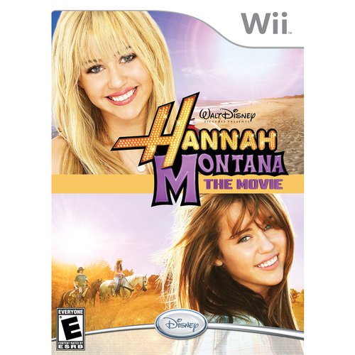 Hannah Montana The Movie (Wii) - Pre-Owned