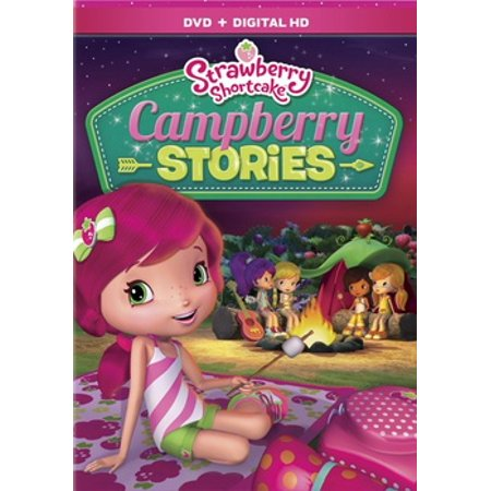 Strawberry Shortcake: Campberry Stories (DVD) - Plum From Strawberry Shortcake