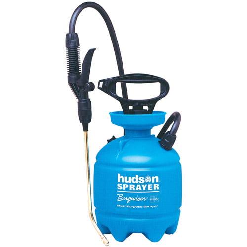 Hudson 65221 1 Gallon Deluxe Bugwiser Multi Purpose Sprayer