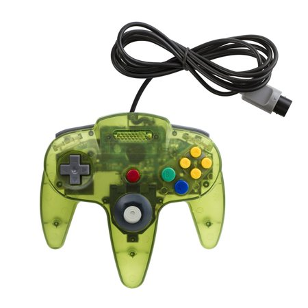 2 Upgrade N64 Game Controllers Control Handle Nintendo