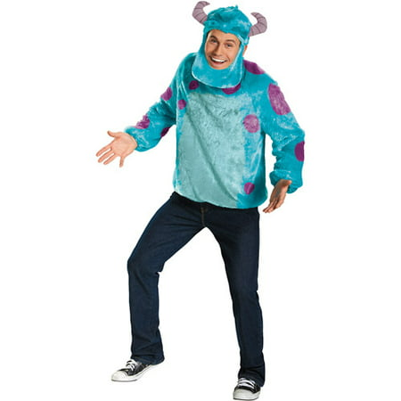 Monsters University Sulley Deluxe Adult Halloween Costume