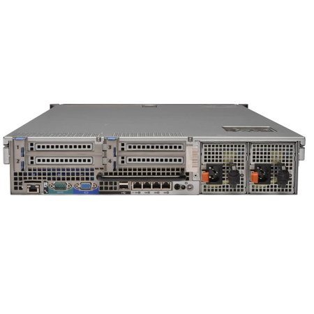Refurbished Dell PowerEdge R710 LFF E5620 Quad Core 2.4Ghz 36GB 6x 3TB SAS H700 - image 1 de 3