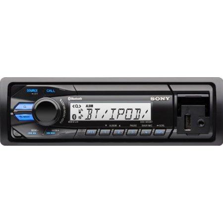 Sony DSXM50BT Bluetooth Wireless Digital Media Car Stereo Receiver by