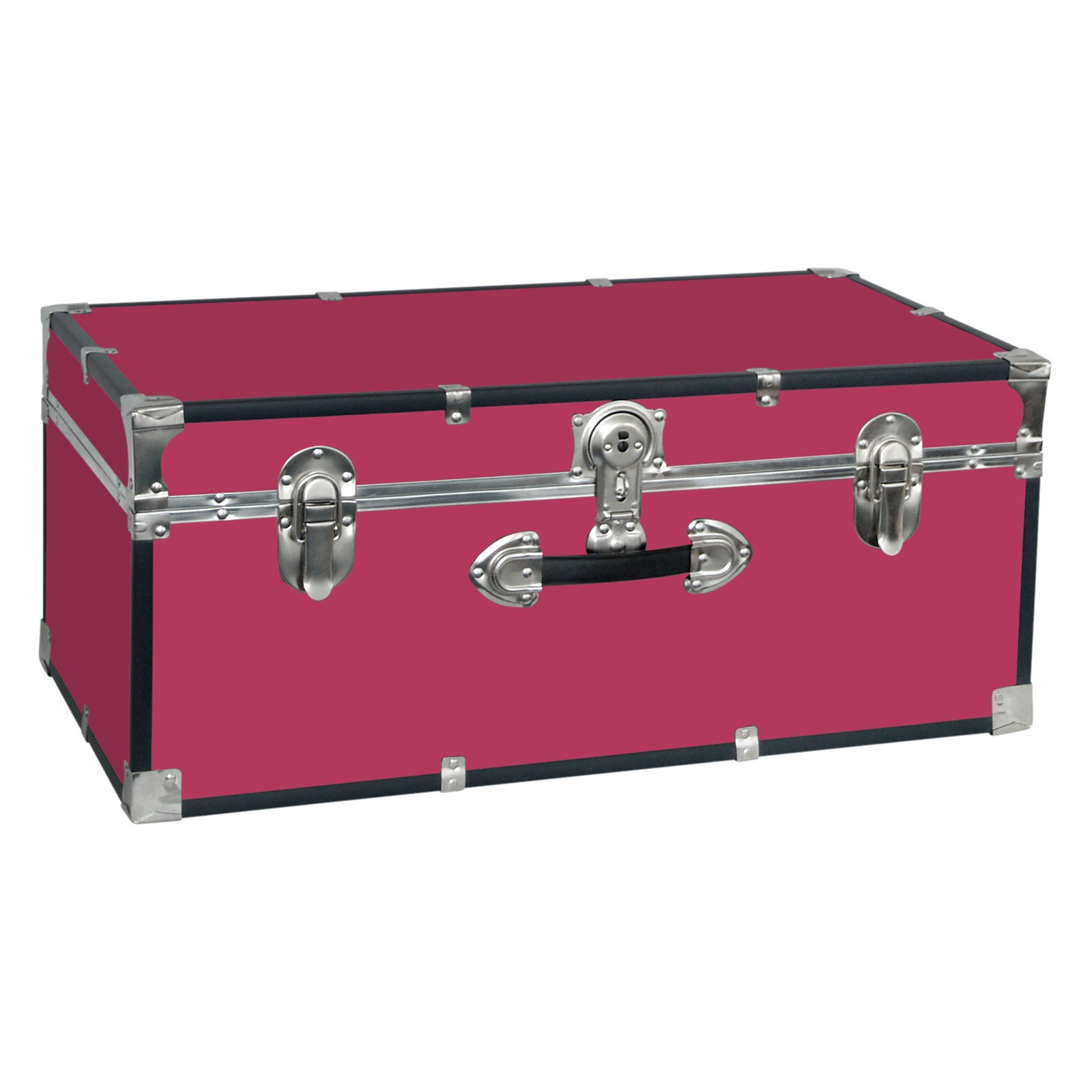Superb Locking Stackable Trunk Pink   Walmart.com Part 13
