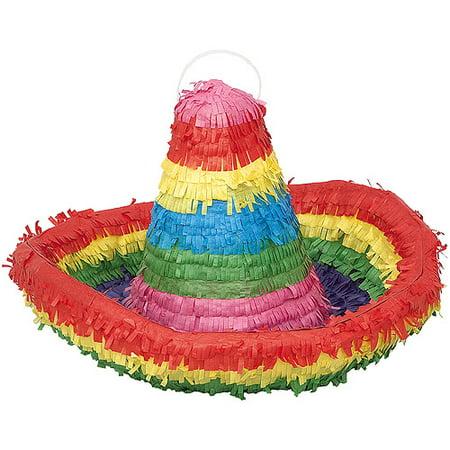 Sombrero Hat Pinata - Sombrero Party