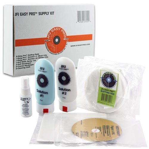 JFJ Disc Repair JFJKIT Easy Pro Supply Kit