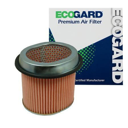 ECOGARD XA4375 Premium Engine Air Filter Fits Dodge Colt; Eagle Talon; Hyundai Excel, Sonata; Mitsubishi Eclipse, Montero, Galant; Plymouth Laser, - Dodge Laser