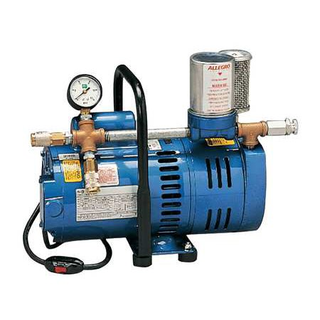 Allegro Ambient Air Pump 9 05 Ac 115Vac 9821 Obac