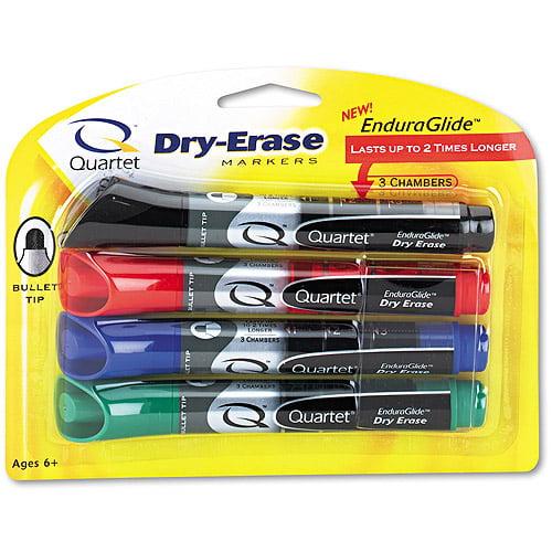 Quartet EnduraGlide Dry Erase Markers