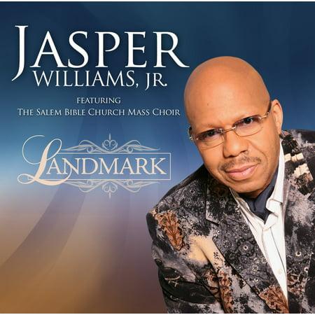 Jasper Disc - Landmark By Jasper Williams Jr Format Audio CD Ship from US