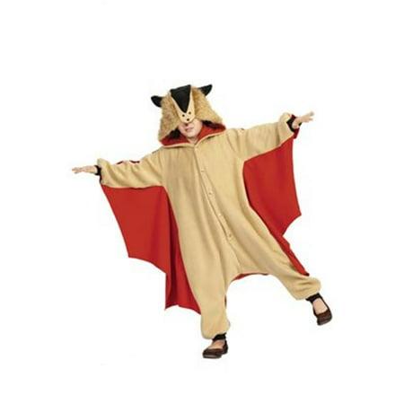 Medium Skippy The Flying Squirrel Child Costume
