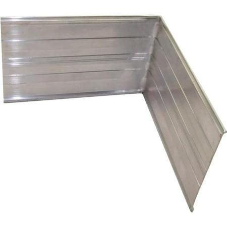 Sure-loc Aluminum Edging, Inc Slv 90 Aluminum Edge Corner - Landscape Corner