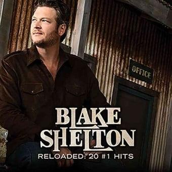 Reloaded: 20 #1 Hits - Blake Shelton Halloween