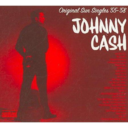 Original Sun Singles 55-58 (The Original Sun Sound Of Johnny Cash)
