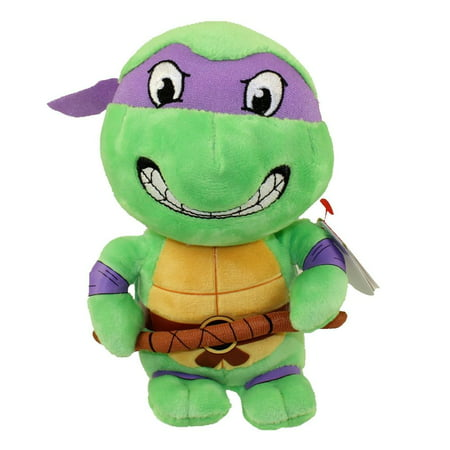 Donatello Beanie Baby (TMNT) - Stuffed Animal by Ty (41187)](Tmnt Stuffed Animals)