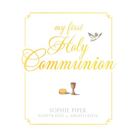 First Holy Communion Porcelain - My First Holy Communion