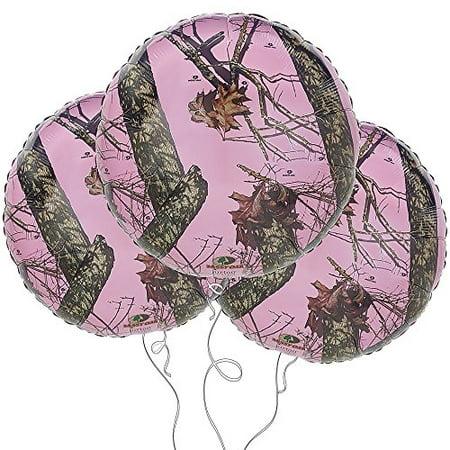 Pink Mossy Oak 18