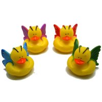 12 Butterfly Rubber Ducks