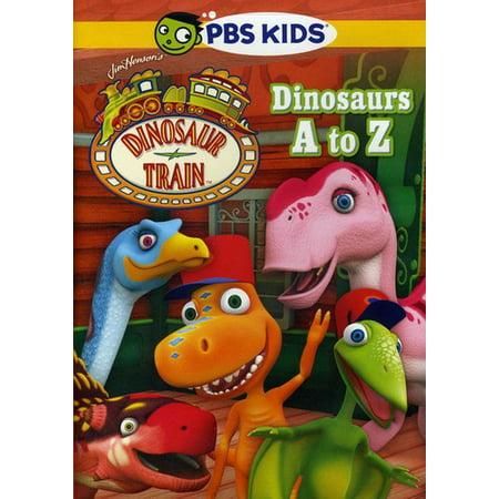 Dinosaur Train: Dinosaur a to Z (DVD)](Dinosaur A To Z)