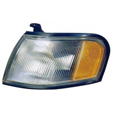 1999 Nissan Sentra - Compatible 1995 - 1999 Nissan Sentra Parking Light Assembly / Lens Cover - Left (Driver) Side 26125-1M325 NI2520113 Replacement For Nissan Sentra