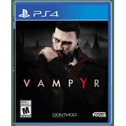 Focus Home Interactive Vampyr, Maximum, PlayStation 4, 854952003745