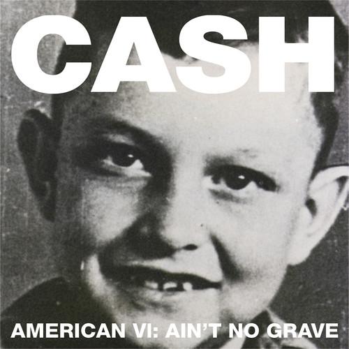 Johnny Cash - American VI: Ain't No Grave (CD)