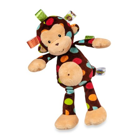 Taggies Big Dazzle Dots Monkey Soft Toy (Puppy Monkey)