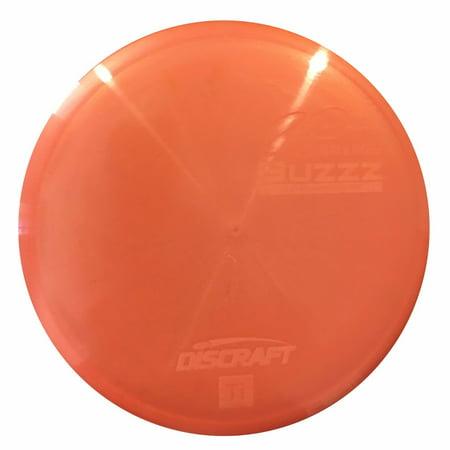Discraft Titanium Buzzz Disc Golf Midrange Disc - 167-169
