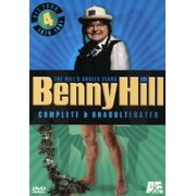 Benny Hill Set 4: Hill's Angels Years Comp & Un by ARTS AND ENTERTAINMENT NETWORK