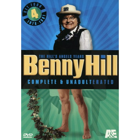 Benny Hill Set 4: Hill's Angels Years - Comp & Un](Angel With A Halo)