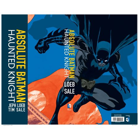 Absolute Batman: Haunted Knight - Batman The Long Halloween Jeph Loeb