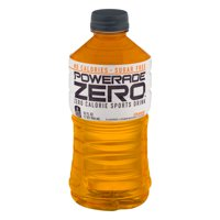 Powerade Zero Orange Sports Drink, 32 Fl. Oz.