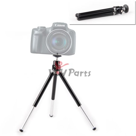 TSV Universal Rotating Mini Tripod Stand for Digital Camera SONY NIKON CANON Webcams (Tripod For Camera Sony)