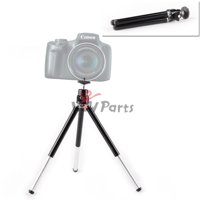 TSV Universal Rotating Mini Tripod Stand for Digital Camera SONY NIKON CANON Webcams