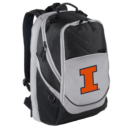 University of Illinois Backpack Our Best Illini Laptop Computer Backpack