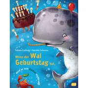 Wenn der Wal Geburtstag hat, wird er von Spinat nicht satt - eBook
