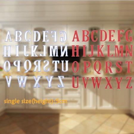 BEAD BEE 5CM Large Big Alphabet Letters Cutting Dies Stencils Metal for DIY Scrapbooking
