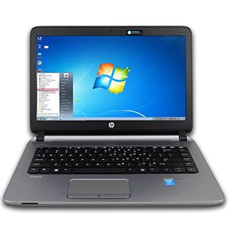 Refurbished Hp Probook 440 G2 14 Led Notebook - Intel Core I3 I3-4005u 1.70 Ghz - 4 Gb Ram - 500 Gb Hdd - Dvd-writer - Intel Hd Graphics 4400 - Windows 7 Pro 64-bit - 1366 X 768 Display -
