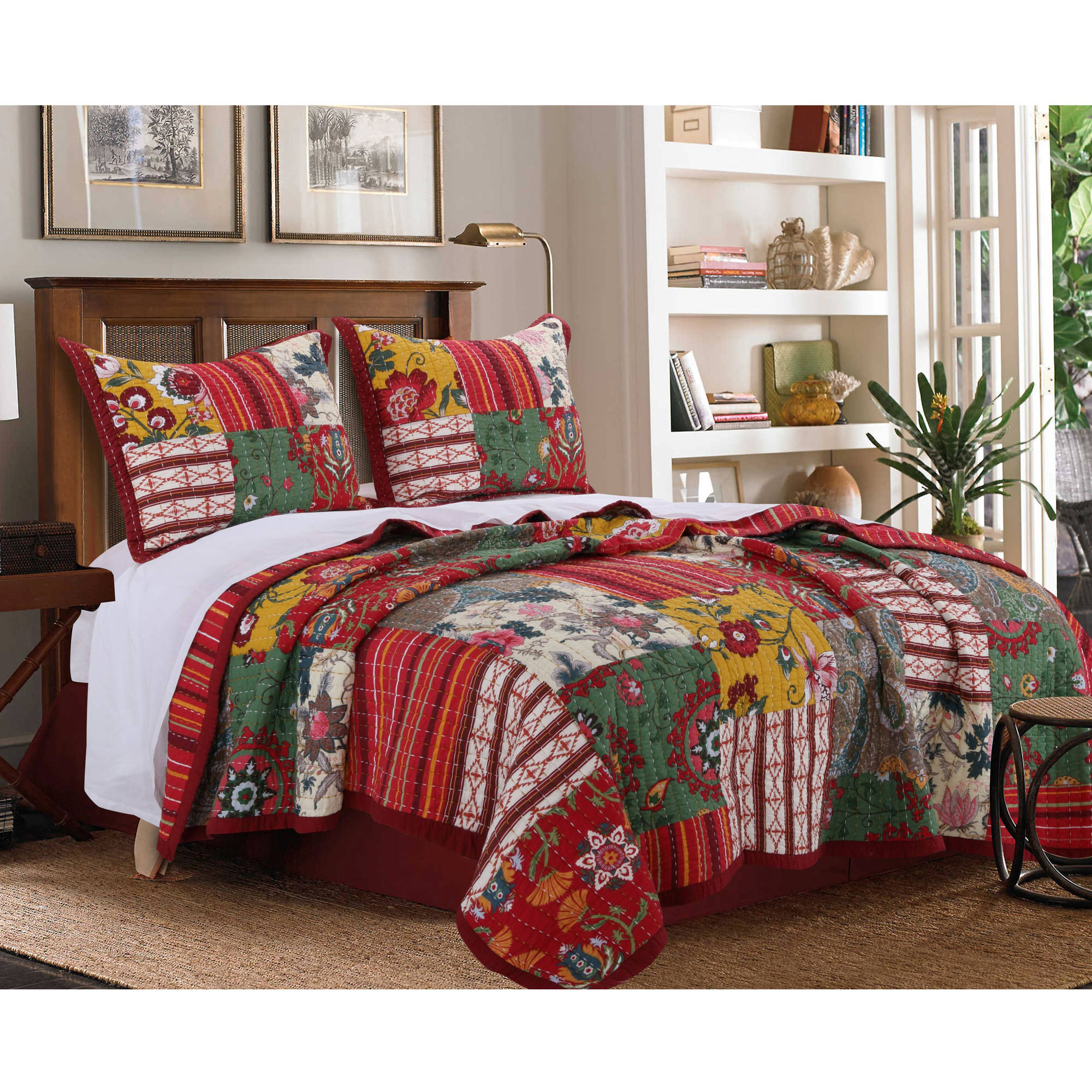 Global Trends Ava Quilt Set