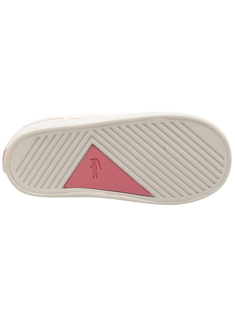 fba7342668c546 Lacoste Infant Lerond 218 2 Sneaker - Walmart.com