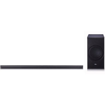 LG SJ8 4.1-Channel Sound Bar with Wireless Subwoofer