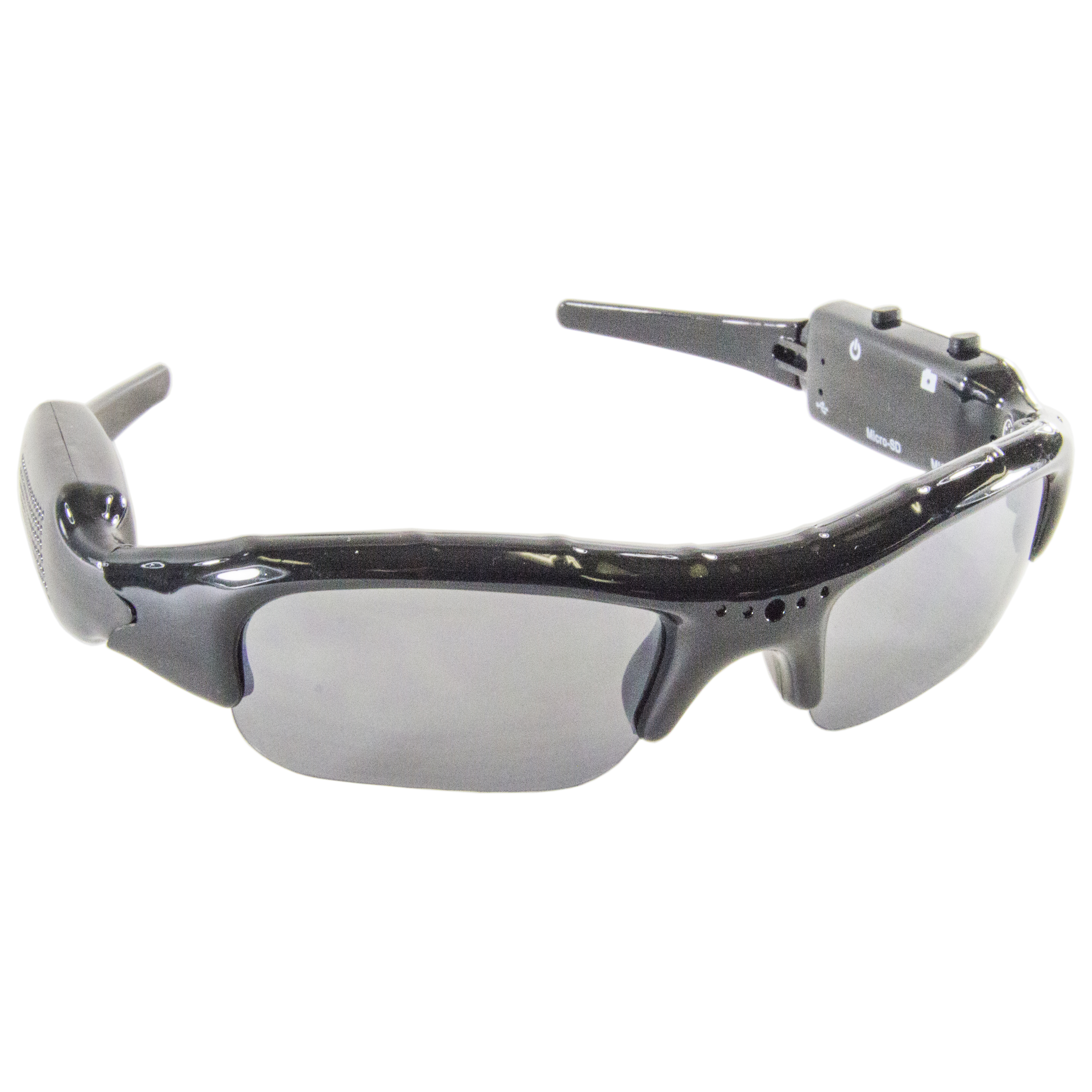 Video and Audio Recording Spy Sunglasses (REQUIRES MicroSD CARD 2GB OR LESS)