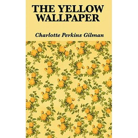 The Yellow Wallpaper (Paperback) - Halloween Horror Live Wallpaper