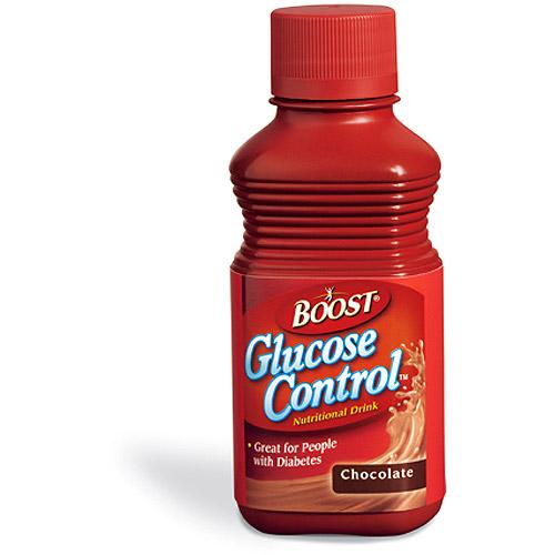 Boost Diabetic Chocolate 8-oz, Pack of 24