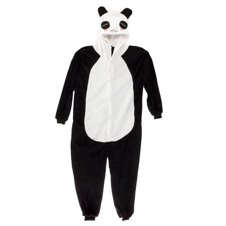 Plush Animal One Piece Pajamas Sleep Footie Halloween Costume ...