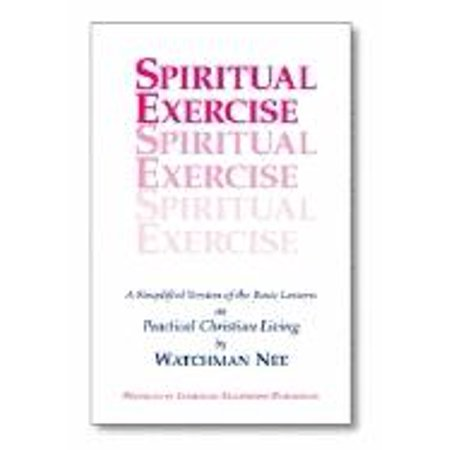 Spiritual Exercise : A Simplified Version of the Basic Lesson Series on Practical Christian Living - Christian Lesson For Halloween