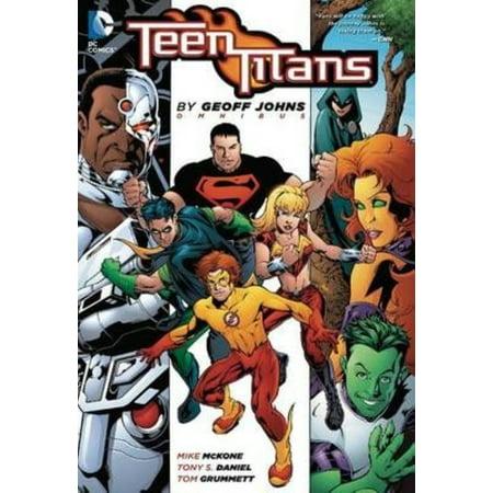 Geoff Johns Omnibus Teen Titans