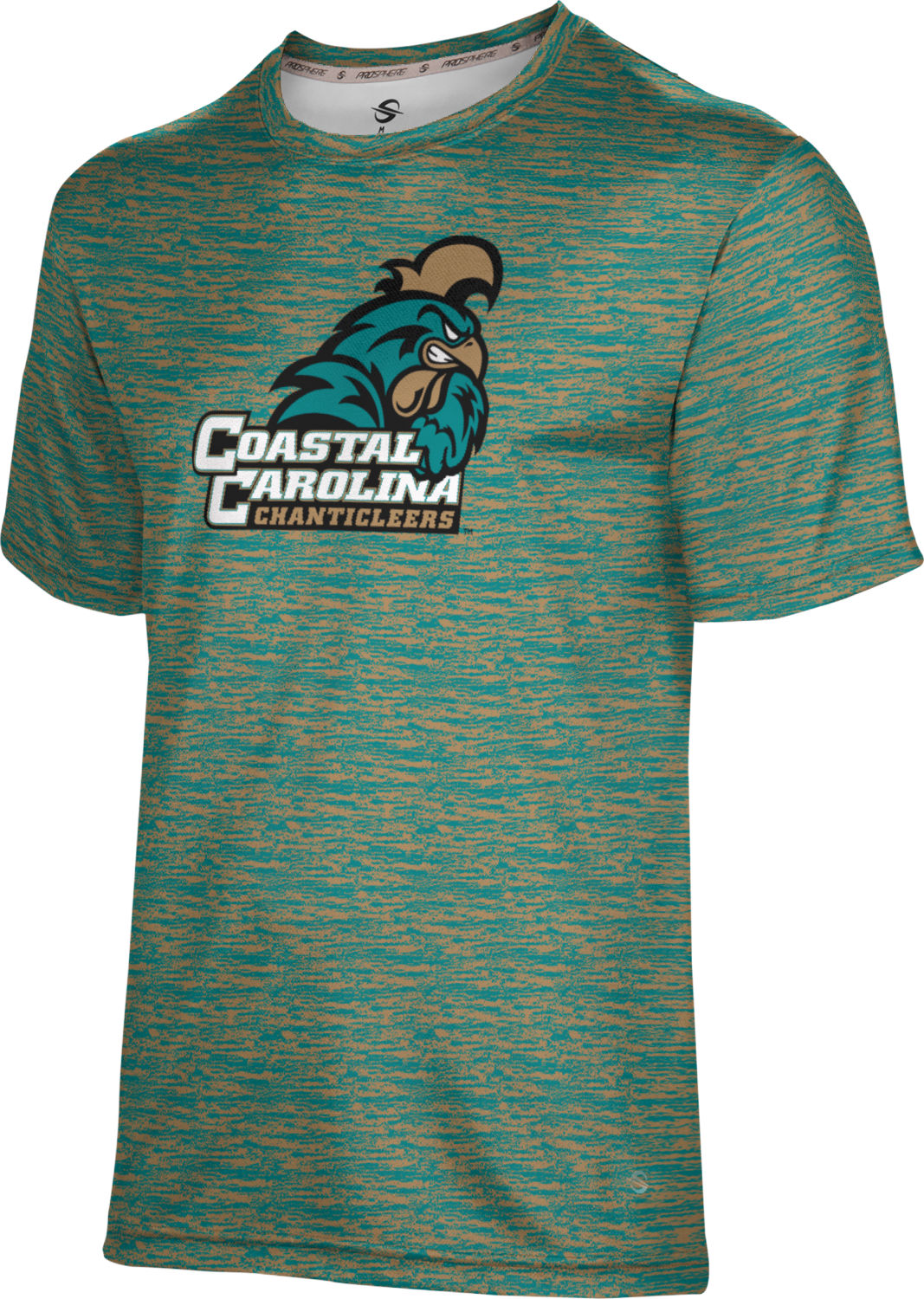 ProSphere Boys' Coastal Carolina University Brushed Tech Tee