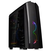 Best Thermaltake Pc Gaming Cases - Thermaltake Versa N27 Mid Tower ATX Gaming Desktop Review